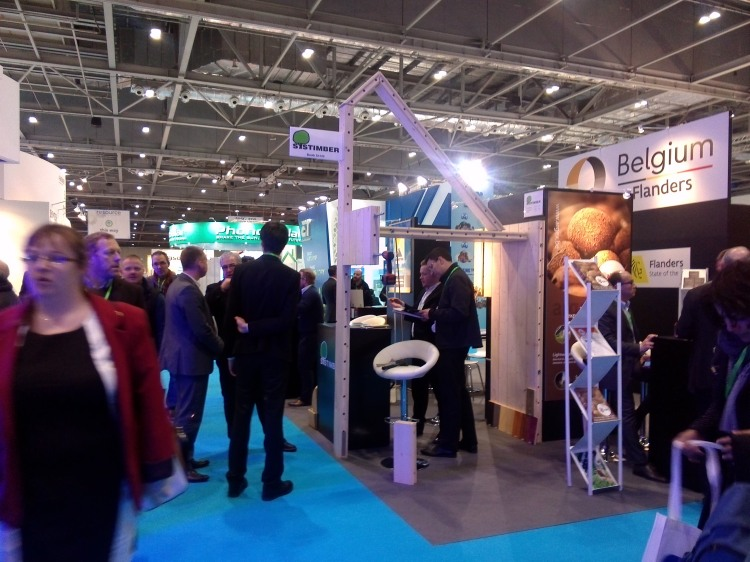 Systimber at Ecobuild 2015