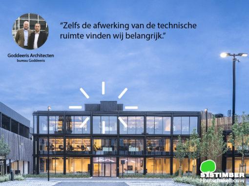 Mooie architectuur verdient mooie optop