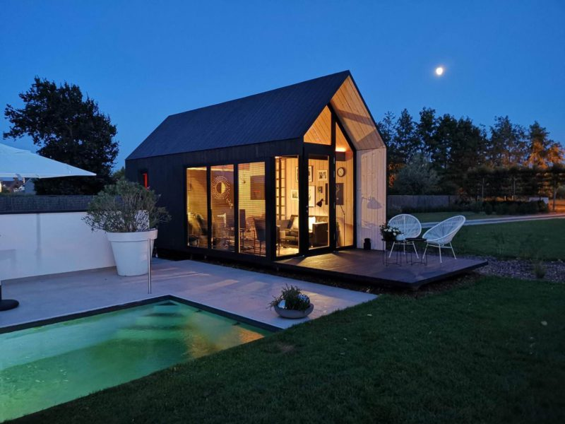 Tiny house – De Pinte