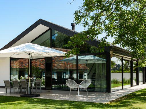 Villa met veel licht en ruimte: het eeuwige vakantiegevoel met Systimber!