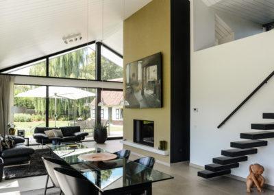 villa in houtbouw met veel licht & ruimte