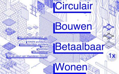 Architect aan het woord over circulair en betaalbaar wonen: Gwen Verlinden